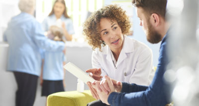 Why do health checks are a sign of a company's commitment towards its employees?